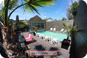 Self Catering Vacation Rental La_Rochelle 4
