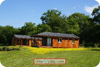 Self Catering Vacation Rental Lanteuil 2