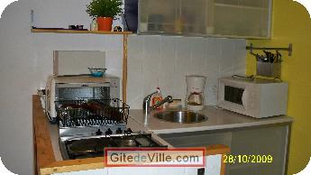 Vacation Rental (and B&B) Sotteville_les_Rouen 9