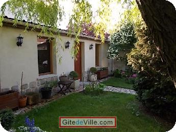 Vacation Rental (and B&B) Sotteville_les_Rouen 2