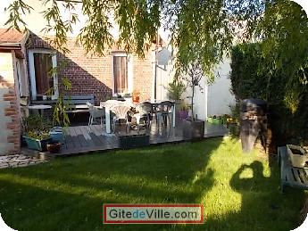 Vacation Rental (and B&B) Sotteville_les_Rouen 5