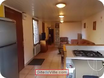 Vacation Rental (and B&B) Sotteville_les_Rouen 8