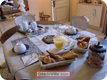 Chambre d'Hôtes Sainte_Savine 4