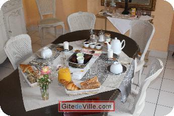 Chambre d'Hôtes Sainte_Savine 8