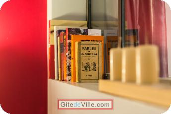 Self Catering Vacation Rental Dijon 9