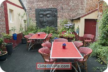 Bed and Breakfast Saint_Quentin 8