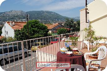 Vacation Rental (and B&B) Toulon 1