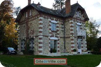 Vacation Rental (and B&B) Montlouis_sur_Loire 8