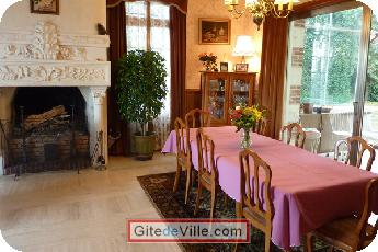Vacation Rental (and B&B) Montlouis_sur_Loire 1