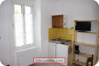 Self Catering Vacation Rental Rennes 1