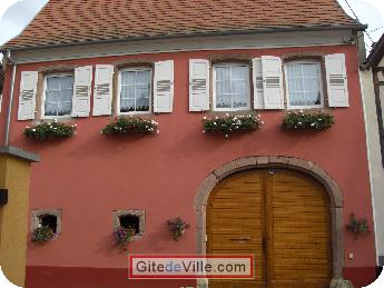 Self Catering Vacation Rental Ingersheim 1