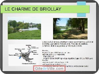 Gîte Briollay 1