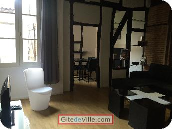 Self Catering Vacation Rental Albi 11