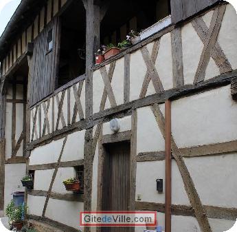Gîte (et Chambre d'Hôtes) Bar_sur_Seine 4