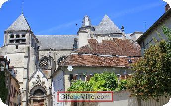 Gîte (et Chambre d'Hôtes) Bar_sur_Seine 8