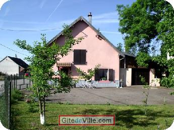 Self Catering Vacation Rental Rougegoutte 2