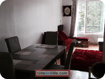 Self Catering Vacation Rental Paris 8
