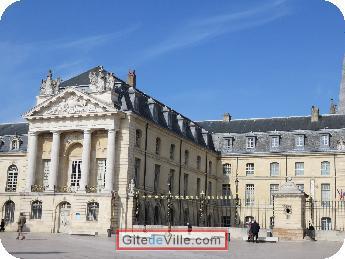 Vacation Rental (and B&B) Dijon 4