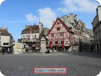 Vacation Rental (and B&B) Dijon 4