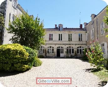 Self Catering Vacation Rental La_Rochelle 5