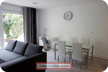 Self Catering Vacation Rental Lille 11