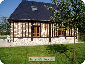 Gîte Ecrainville 1