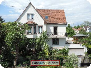 Self Catering Vacation Rental Eckbolsheim 6