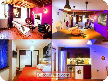 Vacation Rental (and B&B) Dijon 6