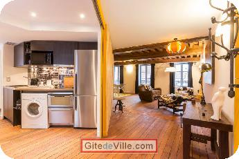 Vacation Rental (and B&B) Dijon 3