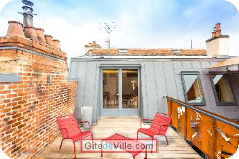 Gîte (et Chambre d'Hôte) Dijon 3