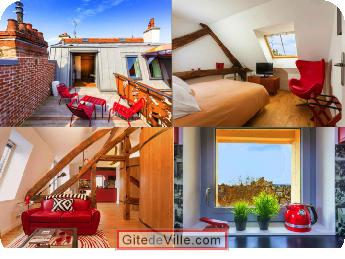 Gîte (et Chambre d'Hôte) Dijon 5