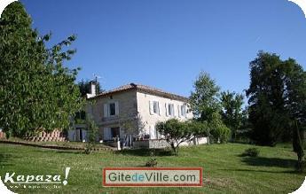 Gîte Castelnau_Montratier 1