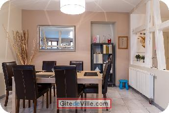 Self Catering Vacation Rental Colmar 4