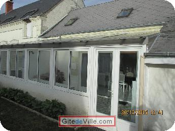 Self Catering Vacation Rental La_Chapelle_Sur_Loire 2