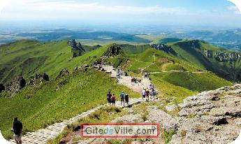 Self Catering Vacation Rental Issoire 4