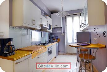 Self Catering Vacation Rental Villeurbanne 10