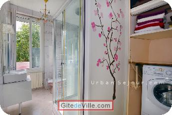 Self Catering Vacation Rental Villeurbanne 1