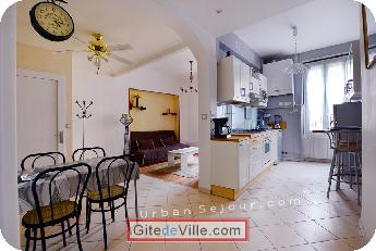 Self Catering Vacation Rental Villeurbanne 9