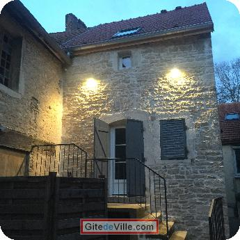 Self Catering Vacation Rental Meursault 2