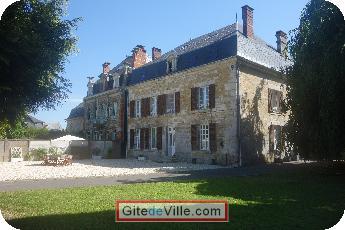 Gîte (et Chambre d'Hôtes) Signy_l_Abbaye 1