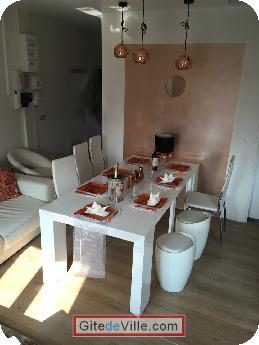 Self Catering Vacation Rental Bobigny 15