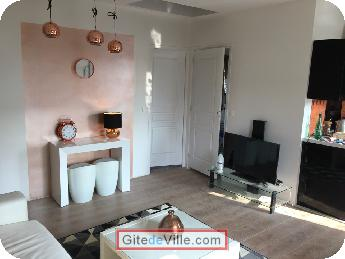 Self Catering Vacation Rental Bobigny 3