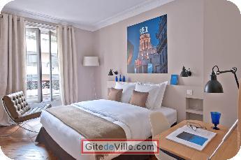 Chambre d'Hôtes Paris 5