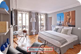 Bed and Breakfast Paris 6