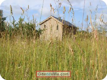 Gîte (et Chambre d'Hôte) Saint_Jean_d_Eyraud 2