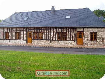 Gîte Ecrainville 2