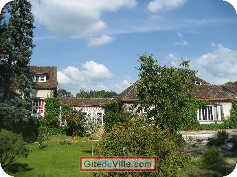Bed and Breakfast Sainte_Gemme_Moronval 3