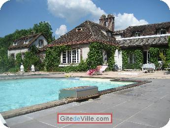 Self Catering Vacation Rental Sainte_Gemme_Moronval 13