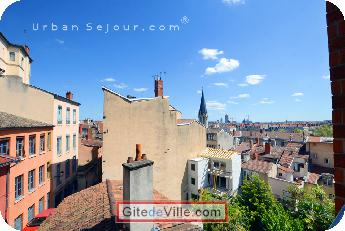 Self Catering Vacation Rental Lyon 9