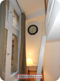 Self Catering Vacation Rental Lyon 9